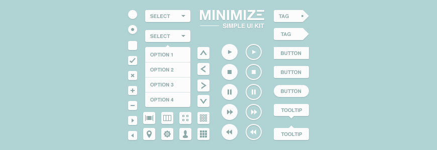minimize-ui-kit